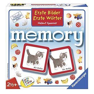 Ravensburger Bilder-Erste Wörter Memory Kinderspiel