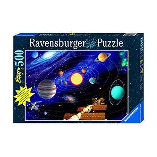 Ravensburger 500 Teile Star Line fluoreszierend