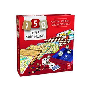 Knigsfurt-Urania Ass-Spielesammlung 150: Karten-