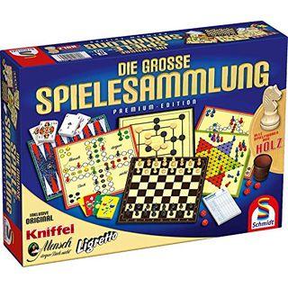 Schmidt Spiele 49125 Die Große Spielesammlung