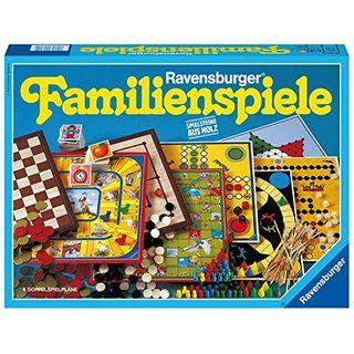 Ravensburger 01315 Ravensburger Familienspiele Spielesammlung