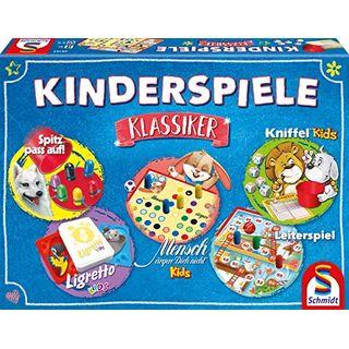 Schmidt Spiele 49189 Kinderspiele Klassiker