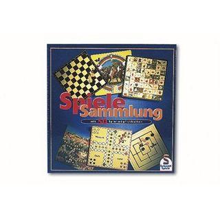 Schmidt 49112 Spielesammlung mit 50 Spielen