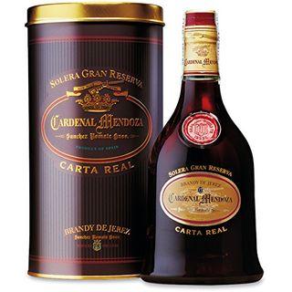 Cardenal Mendoza Carta Real Brandy de Jerez