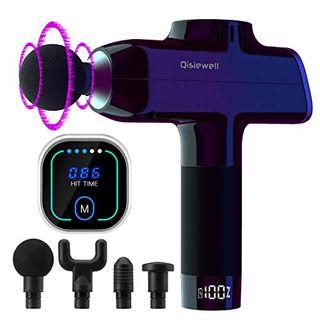 Qisiewell AY15 Massagepistole Elektrisches Hand-Massagegerät