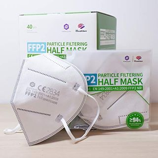 Shengquan 40 Stück FFP2 Maske