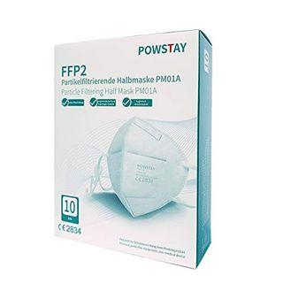 EasyCHEE Powstay PM01A Partikelfiltrierende FFP2 NR Schutzmaske
