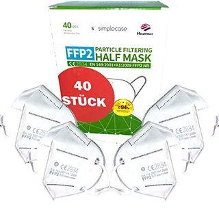 Simplecase FFP2 Maske Atemschutzmaske