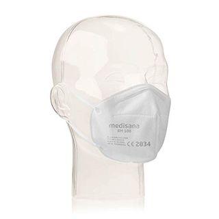 Medisana RM 100 FFP2 KN 95 Atemschutzmaske Staubmaske Atemmaske 3-lagige Staubschutzmaske