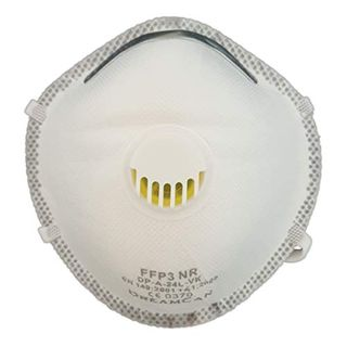 6X FFP3 Atemschutzmaske 99% Filter DreamCan Halbmaske Staubmaske Atemmaske
