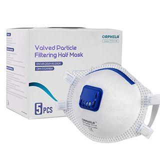5 PCS Orphila Maske FFP3