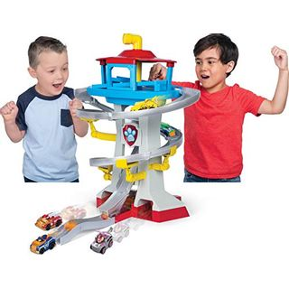 PAW Patrol 6058281 True Metal Adventure Bay Spielset
