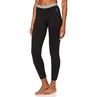 Odlo Damen SUW Bottom Pant Natural 100% Merino Warm Unterhose