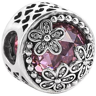 Pandora Damen -Bead Charms 925_Sterling_Silber zirkonia