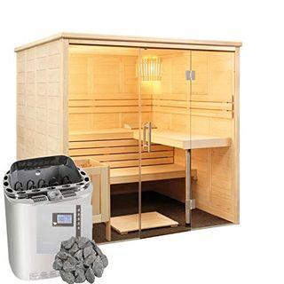 Well Solutions Bi-o Sauna Alaska View