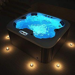 Home Deluxe Outdoor Whirlpool Komplettset