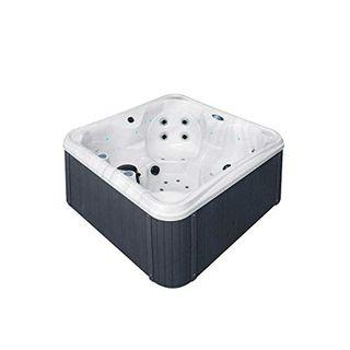 Fonteyn 4 Per Outdoor Whirlpool Indoor Aussenwhirlpool Spa Hot Tub Pool+Abdeckung+Treppe+Water
