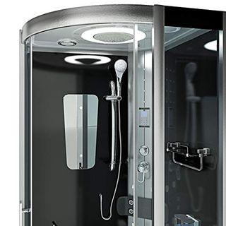 AcquaVapore DTP8046-1302 Dusche Dampfdusche Duschtempel Duschkabine