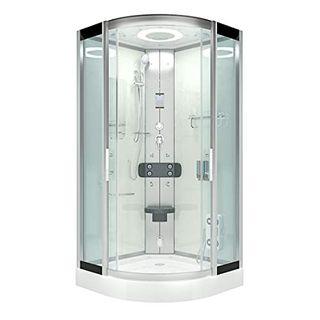 AcquaVapore DTP8046-1002 Dusche Dampfdusche Duschtempel Duschkabine
