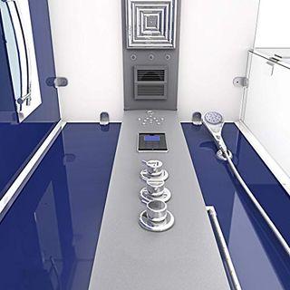 AcquaVapore DTP6038-2203R Dusche Dampfdusche Duschtempel Duschkabine -Th