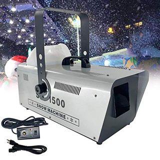 CONRAL 1500W Schneemaschine