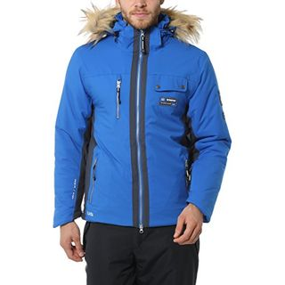 Ultrasport Herren Ski- winterjacke Snowfox