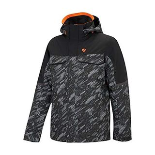 Ziener Herren Togiak Jacket Ski Snowboard-Jacke