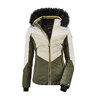 Killtec Damen Atka WMN Quilted Ski Jckt A Jacke In Daunenoptik