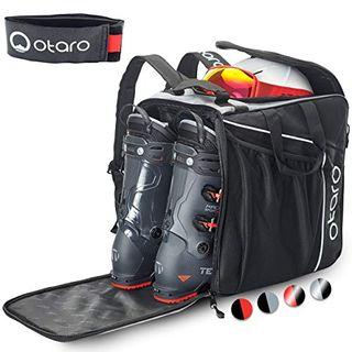 Otaro Skischuhtasche Classic Grau