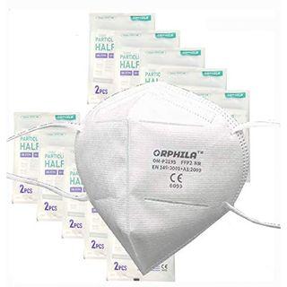 20 Stück FFP2 Maske CE Zertifiziert