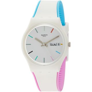 Swatch Damen Analog Quarz Uhr GW708