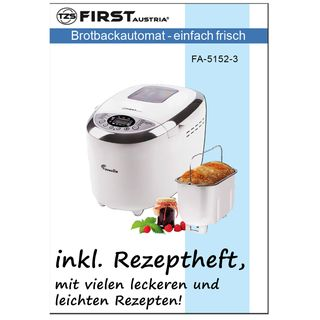 TZS First Austria Brotbackautomat