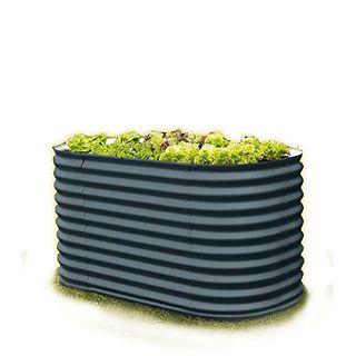 Gartenpirat Hochbeet aus Metall Alu