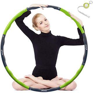 KUYOU Hula Hoop Fitness