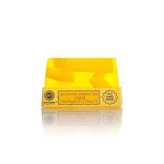 Lemon Fruchtige Handgemachte Seifen