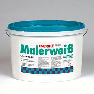 IMparat Malerweiß Wandfarbe Innenfarbe Innenweiß Objektfarbe