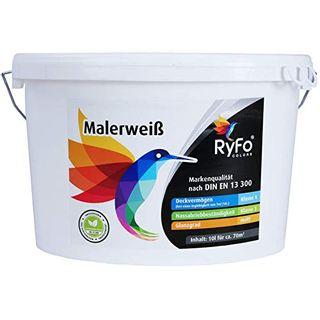 RyFo Colors Malerweiß 10l