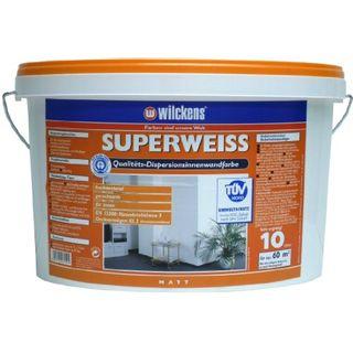 Wilckens Superweiss 10 L weiß 13291000110