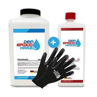 Longfair Epoxidharz mit Härter 3,25 kg