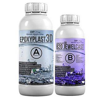 Epoxidharz EpoxyPlast 3D B20 Jewel Cast 1,5 KG