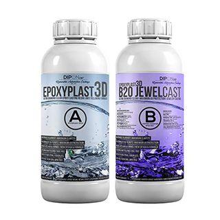 Epoxidharz EpoxyPlast 3D B20 Jewel Cast 0,75 KG