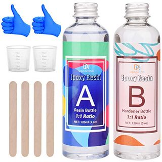 DecorRom Epoxidharz 240 ml