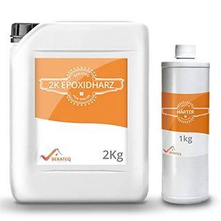 BEKATEQ BK-400EP 2K Epoxidharz 3 kg Bodenbeschichtung