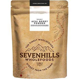 Sevenhills Wholefoods Acai-Beeren-Pulver Bio 500g