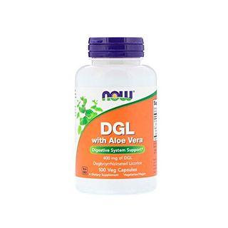 Now Foods DGL mit Aloe Vera