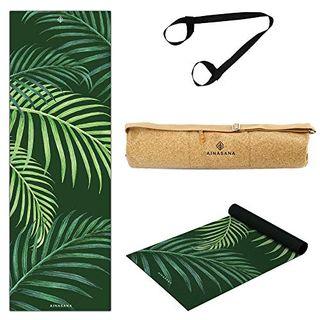 Premium Design Yogamatte Tasche Set