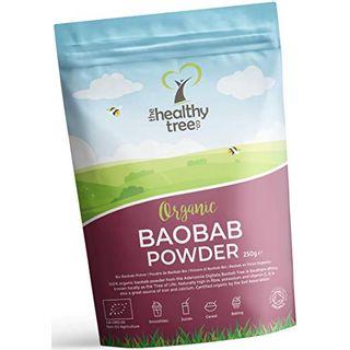 Bio Baobab Pulver von TheHealthyTree Company
