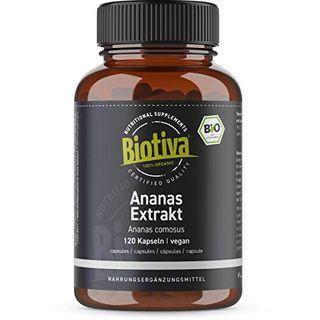 Bio Ananas Extrakt 120 Kapseln