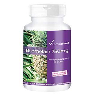 Vitamintrend Bromelain 750mg