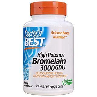 Doctor's Best Best 3000 GDU Bromelain
